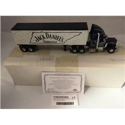 Matchbox Collectibles DiCast Model of Jack Daniels Peterbilt