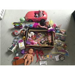Group of Doll Accessories Inc. Car