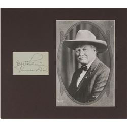 Gordon W. 'Pawnee Bill' Lillie