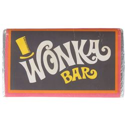 Willy Wonka and the Chocolate Factory Wonka Bar