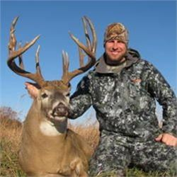 Six Day Muzzleloader Whitetail Deer Hunt for One