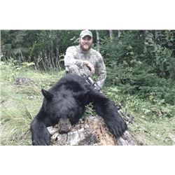 Six Day/Five Night Black Bear Hunt for One