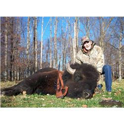 "One Day Hunt for a nice Bison ""Buffalo"""