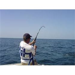 Seven Day/Six Night Fishing and Dive Package for Two People