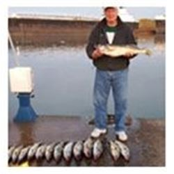 1/2 Day Fishing Trip for Six for Yellow Perch, 5 hours or limit