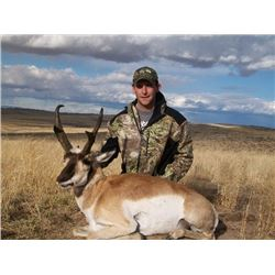 3 Day Colorado Antelope Hunt
