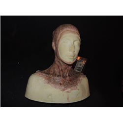 LAST WITCH HUNTER DEAD ROTTEN ZOMBIE FEMALE MAKE UP COWL ON FULL BUST 1