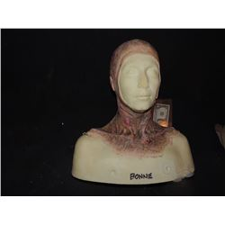 LAST WITCH HUNTER DEAD ROTTEN ZOMBIE FEMALE MAKE UP COWL ON FULL BUST 3