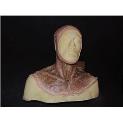 LAST WITCH HUNTER DEAD ROTTEN ZOMBIE MALE MAKE UP COWL ON FULL BUST 1
