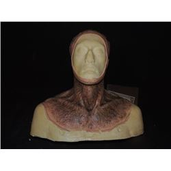 LAST WITCH HUNTER DEAD ROTTEN ZOMBIE MALE MAKE UP COWL ON FULL BUST 2