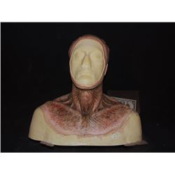 LAST WITCH HUNTER DEAD ROTTEN ZOMBIE MALE MAKE UP COWL ON FULL BUST 3