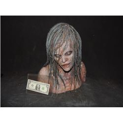 LAST WITCH HUNTER THE WITCH QUEEN SILICONE FINAL CONCEPT BUST WITH REAL HAIR