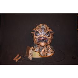 ALIEN DEMON CREATURE MONSTER FULL HEAD MASK 2