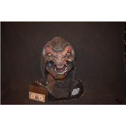 ALIEN DEMON CREATURE MONSTER FULL HEAD MASK 4