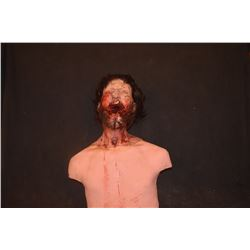 IMPALED MOUTH BLOODY BODY RIG