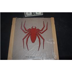 SPIDER-MAN 2 HERO SUIT BACK GLYPH PRODUCTION MADE 1