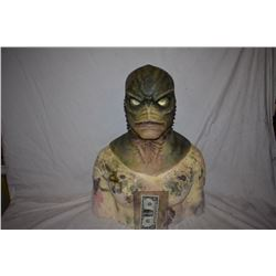 CREATURE FROM THE BLACK LAGOON LIKE THE QUEST RANA SCREEN USED SILICONE MASK 14
