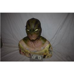 CREATURE FROM THE BLACK LAGOON LIKE THE QUEST RANA KING SCREEN MATCHED SILICONE MASK 01