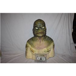 CREATURE FROM THE BLACK LAGOON LIKE THE QUEST RANA SCREEN USED SILICONE MASK 6