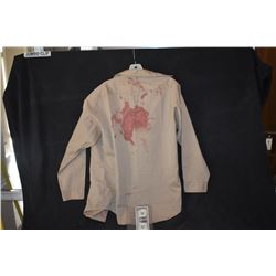 ZZ-CLEARANCE BLOODY SHIRT SPIDER-MAN 3?