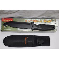 "11"" BOLEEFUN Hunting Knives"