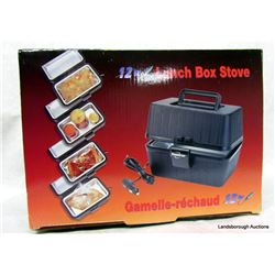 LUNCH BOX STOVE