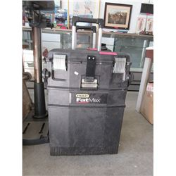 """Stanley """"Fat Max"""" Rolling Tool Cabinet"""