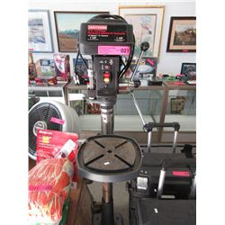 Craftsman 12 Speed One HP Drill Press