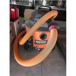 Ridgid Wet/Dry Shop Vacuum