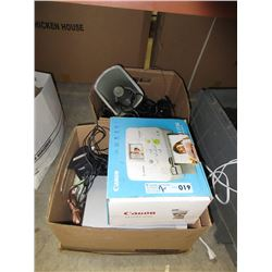 Lot of Assorted Home Electronics & More