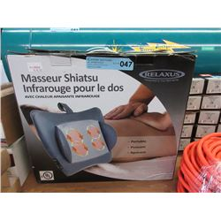 Shiatsu Massage Cushion
