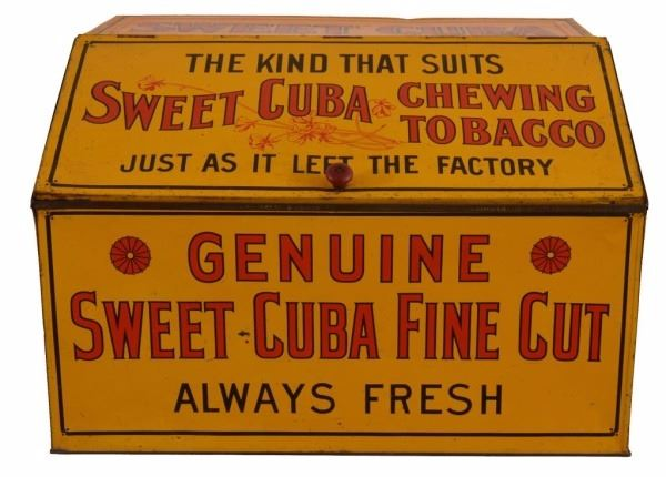 Sweet Cuba Chewing Tobacco Country Store Tin - Make an invoice in word tobacco online store