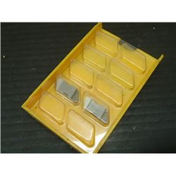 New Kennametal NG3125 Carbide Inserts, K68 Grade