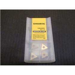 New Kennametal TPMT16T304LF Carbide Inserts, 10 Total