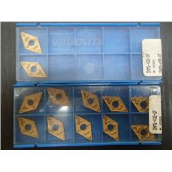 Valenite DNMG-432-GF Carbide Inserts, 12 Total