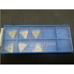 New Valenite NCBT-3-150 Carbide Inserts, 6 Total