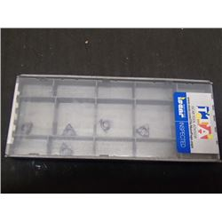 New Iscar 08IRM A 60 Carbide Inserts, 6 Total