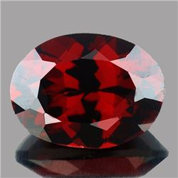 Natural Red Mozambique Garnet 5.40 cts (Flawless-VVS1)