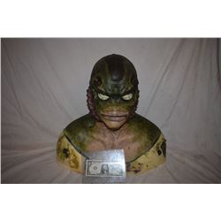 CREATURE FROM THE BLACK LAGOON LIKE THE QUEST RANA SCREEN USED SILICONE MASK 02