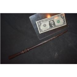 HARRY POTTER STUNT WAND OF UNKNOWN SORCERER OR WITCH