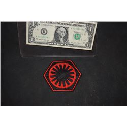 STAR WARS THE FORCE AWAKENS ROGUE ONE RESISTANCE EMBROIDERED PATCH