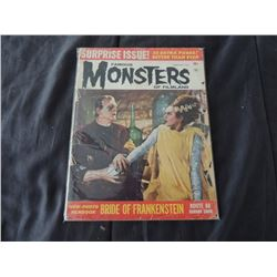 Z-CLEARANCE FAMOUS MONSTERS OF FILMLAND #21