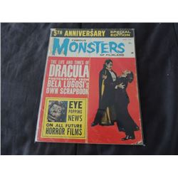 Z-CLEARANCE FAMOUS MONSTERS OF FILMLAND #22