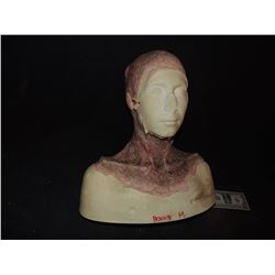 Z-CLEARANCE LAST WITCH HUNTER DEAD ROTTEN ZOMBIE FEMALE MAKE UP COWL ON FULL BUST 7