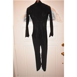 SPIDER-MAN 1 2 & 3 HERO TOBEY MAGUIRE MUSCLE SUIT MESH WITH ZIPPERS 3