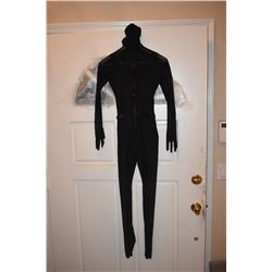 SPIDER-MAN 1 2 & 3 HERO TOBEY MAGUIRE MUSCLE SUIT MESH WITH FULL HEAD FINGERS & ZIPPERS 1