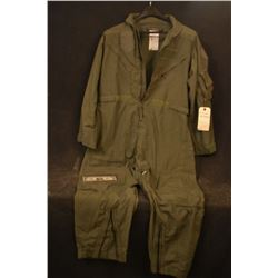 IRON MAN 2 SCREEN USED HERO JAMES RHODEY RHODES FLIGHT SUIT DON CHEADLE