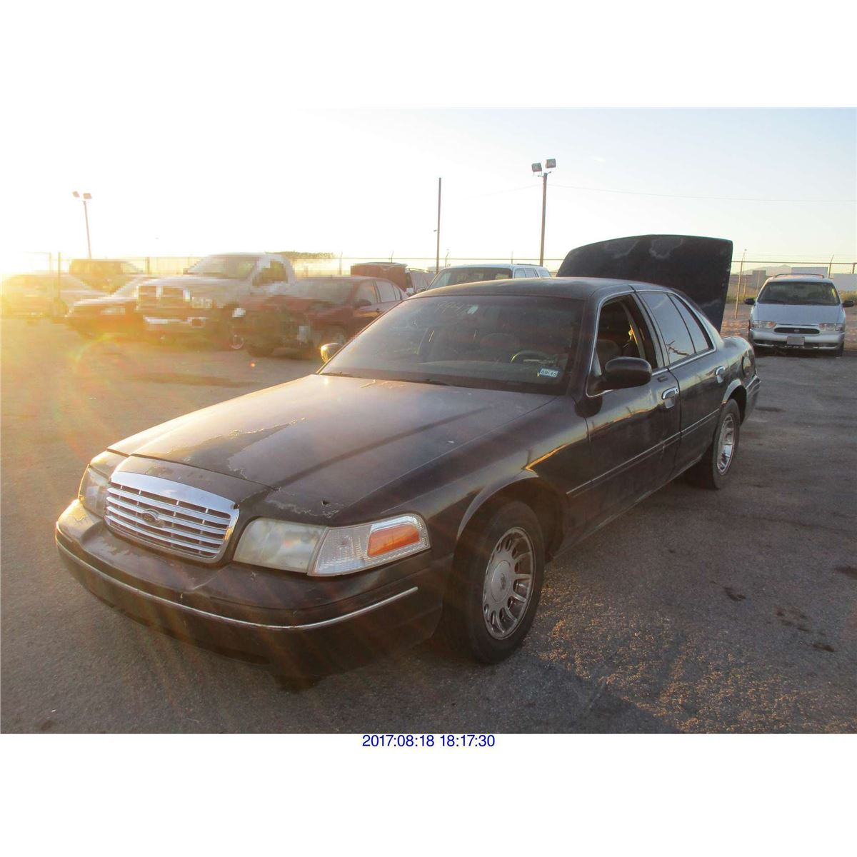 """FORD CROWN VICTORIA """"PARTS ONLY"""""""