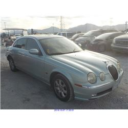 2003 - JAGUAR S-TYPE