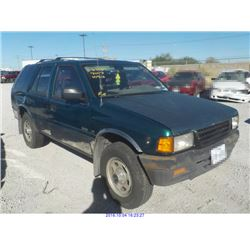 1997 - ISUZU RODEO